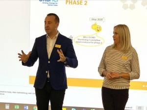 """Viceprimarul Lucian Harșovschi, prezent la una dintre etapele proiectului """"Health&GreenSpace"""" în Finlanda"""