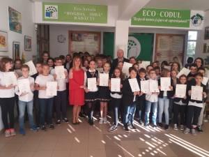 """""""Ziua Europeană a Limbilor"""", sărbătorită la Şcoala Gimnazială """"Bogdan Vodă"""" Rădăuţi"""