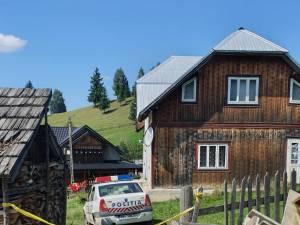 Casa în care s-au petrecut grozăviile