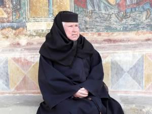 Stavrofora Irina Pântescu  - Mănăstirea Voroneț