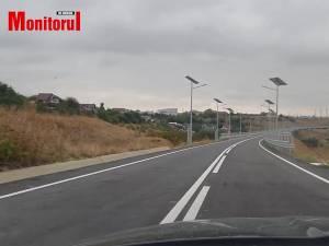Ruta ocolitoare a Sucevei se deschide astăzi circulaţiei rutiere
