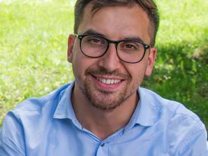 Jurnalistul Tudorel-Constantin Rusu