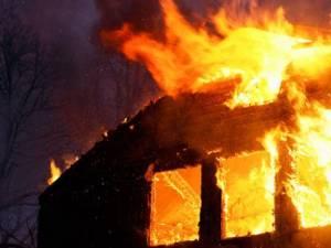 Pompierii au concluzionat ca focul a fost pus intentionat