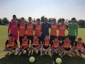Echipa Under 19 de la Juniorul Suceava a câştigat meciul din deplasare cu CSM Bacău