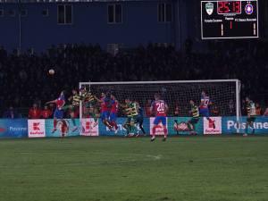Reeditarea pe Areni a meciului cu Steaua de acum trei ani pare un vis frumos