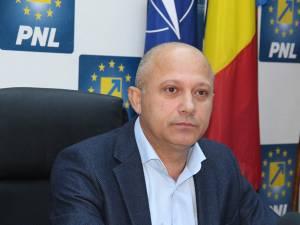 Senatorul PNL de Suceava, Constantin Daniel Cadariu