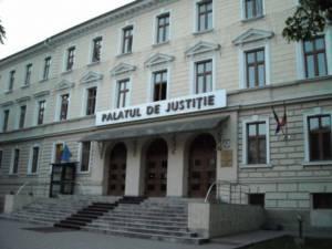 Sediul Palatului de Justiție Suceava