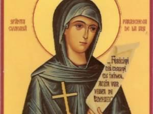 Programul hramului Sfintei Cuvioase Parascheva (11-15 octombrie 2019)