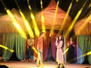 Momentele artistice care au fermecat spectatorii Balului Bobocilor CNPR
