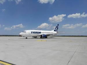 Gheorghe Flutur anunţă un nou zbor Tarom pe ruta București – Suceava și retur