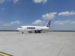 Tarom va suplimenta zborurile pe ruta Bucureşti-Suceava și retur