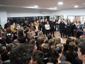 "Antrenori, instructori, sportivi, prezenți la inaugurarea noii săli de dans ""Bucovina Dance Plaza"""