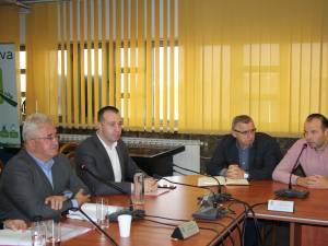 Furnizarea caldurii in Suceava, discutata marti la sedinta cu asociatiile de proprietari