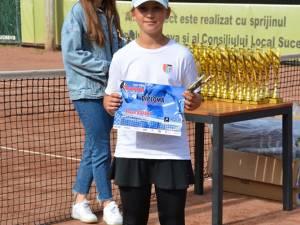 Maya Rotari s-a clasat pe locul al doilea la Cupa Decathlon-Select