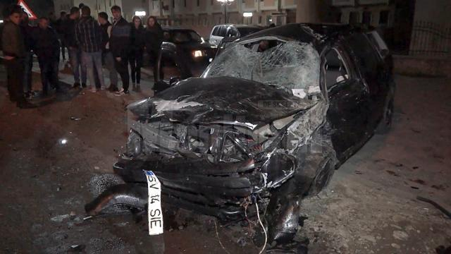 Maşina condusă de Ionuţ Şulai a provocat o adevărată tragedie
