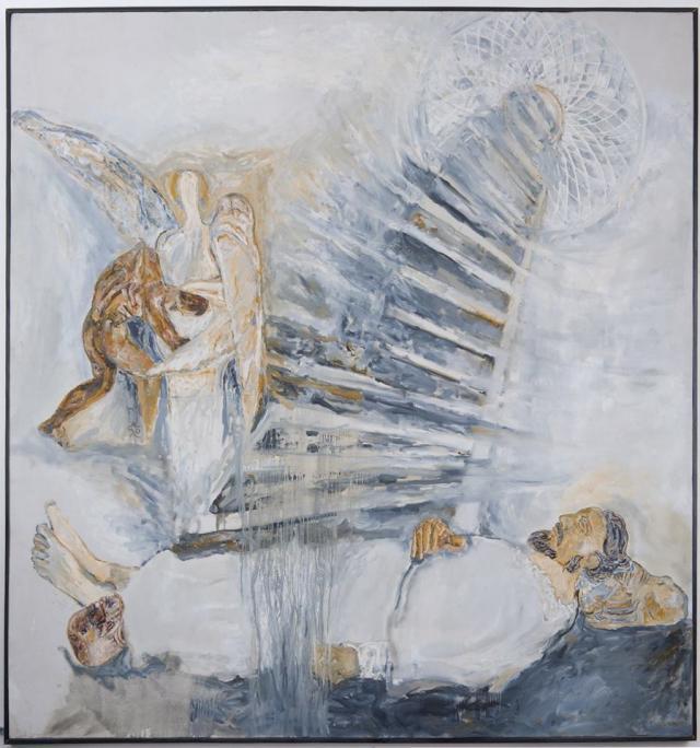 Pictorul cu rădăcinile în Cer