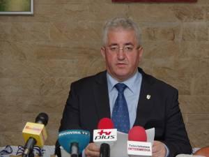 Ion Lungu a declarat, ieri, că îşi doreşte un nou mandat de primar, al cincilea