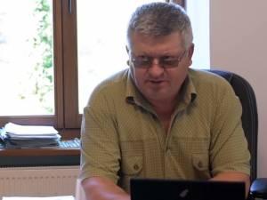 Georgel Zlei și-a dat demisa din funcția de șef al Ocolului Silvic Moldovita - sursa foto Recorder.ro