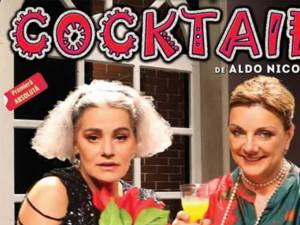 """""""Cocktail"""" cu actriţele Maia Morgenstern şi Carmen Tănase, pe scena suceveană"""