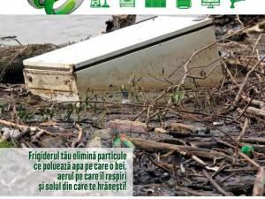 Campanie de colectare a deşeurilor de echipamente electrice şi electronice, sâmbătă, în municipiul Suceava