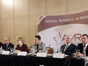 Primarul Sucevei, Ion Lungu, prezent la Comitetul Director extins al AMR