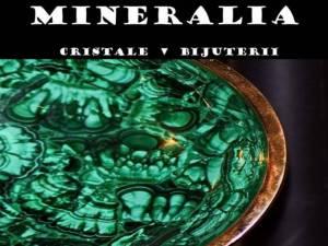 Expoziţii de cristale, pietre preţioase şi semipreţioase, la Muzeul de Ştiinţele Naturii Suceava
