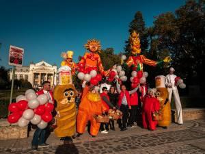 PANIVERSARIA  – singurul eveniment din zona Moldovei care sărbătoreşte Ziua Internaţională a Pâinii, prin caravana Panifcom