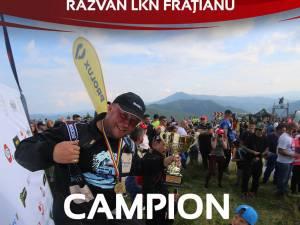 Razvan Frățianu, campion naţional la Drift, în 2019