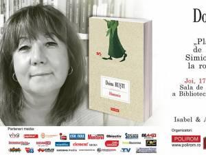 """Întâlnire cu scriitoarea Doina Ruşti, la Biblioteca Bucovinei """"I.G. Sbiera"""""""