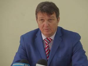 Directorul Oficiului de Cadastru Suceava, Vasile Mocanu