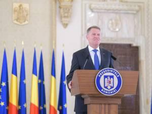 Klaus Iohannis inaugurează astăzi noul ambulatoriu al Spitalului de Urgenţă Suceava. Foto: presidency.ro