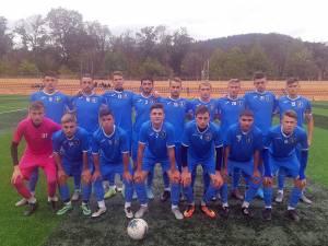 Echipa de juniori Under 19 de la LPS Suceava ocupa locul 3 în ierarhia Seriei I
