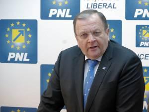 Președintele Organizației Județene Suceava a PNL, Gheorghe Flutur