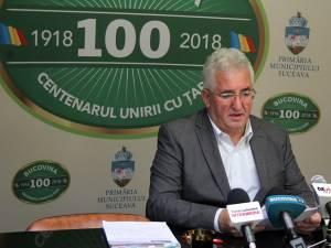 Primarul Ion Lungu spune că proiecte în valoare de 185 de milioane de euro pot fi aplicate în Zona Metropolitană Suceava