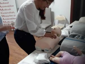 Un nou centru pentru pregătirea asistenţilor medicali, deschis la Suceava