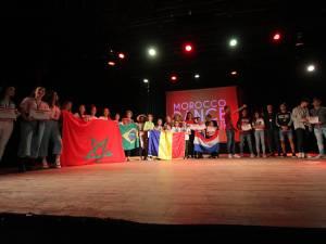 Medalii de aur pentru sportivii Clubului Sportiv Invictus Moldovița, la Campionatele Mondiale de Dans din Maroc