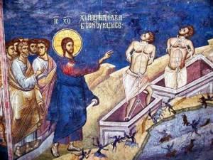 Chemați din întunericul morţii la lumina lui Hristos