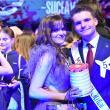 Clara Avram si Mihnea Nichitean, Miss si Mister Boboc CNME 2019 foto Stefan Gheorghita