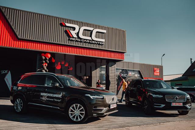 Real Car Center: un nou concept de  centru auto din România a fost inaugurat la Țibeni