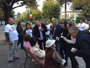Vizită la Suceava şi Fălticeni a europarlamentarului Ramona Strugariu