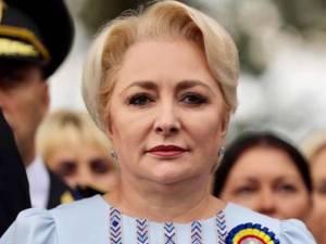 Viorica Dăncilă efectuează astăzi o vizită electorală în judeţul Suceava