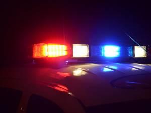Cu poliția pe urme, a lovit trei mașini, după care a refuzat să fie testat pentru stabilirea alcoolemiei