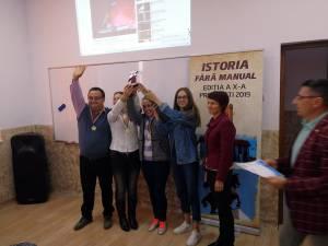 """Câştigători ai acestei ediţii au fost elevii Școlii """"Sfântul Andrei"""" Tăcuta"""