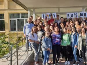 "Proiect Erasmus, la Colegiul ""Mihai Eminescu"""