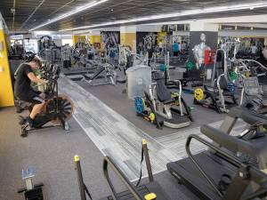 Bucovina Health Club, unul dintre cele mai moderne cluburi de mişcare din ţară