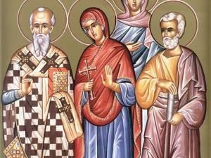 Viaţa Sfântului Sfinţit Mucenic Zenovie, Episcopul Ciliciei