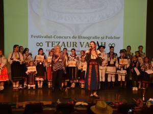 """Festivalul-concurs de etnografie și folclor """"Tezaur valah"""", ediția a II-a, la Suceava"""