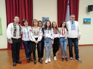 """Elevi şi profesori ai Colegiului Tehnic """"Al.I. Cuza"""" Suceava, în Italia, în cadrul unui proiect Erasmus+"""