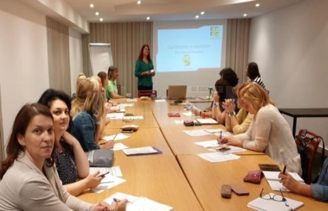 Curs de formare pentru profesorii Școlii Gimnaziale Nr. 4 din Suceava în Sliema, Malta