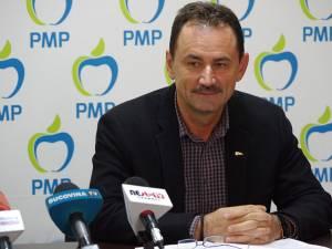 Preşedintele PMP Suceava, Marian Andronache